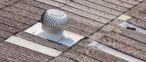 Plumbing roof repairs